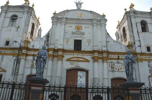 Church in San Juan del Sur